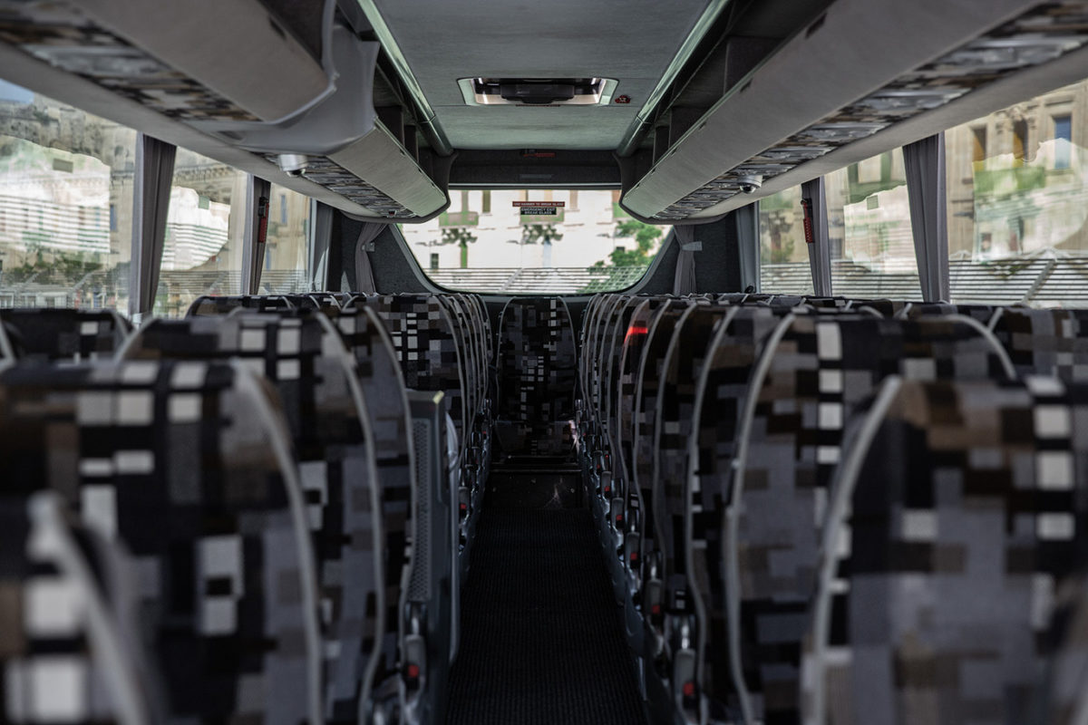 koptaco company hire bus 53 seater from airport transfers