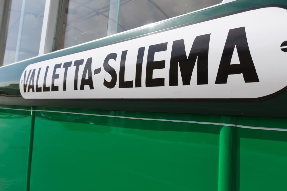 koptaco transport service vintage minibus malta