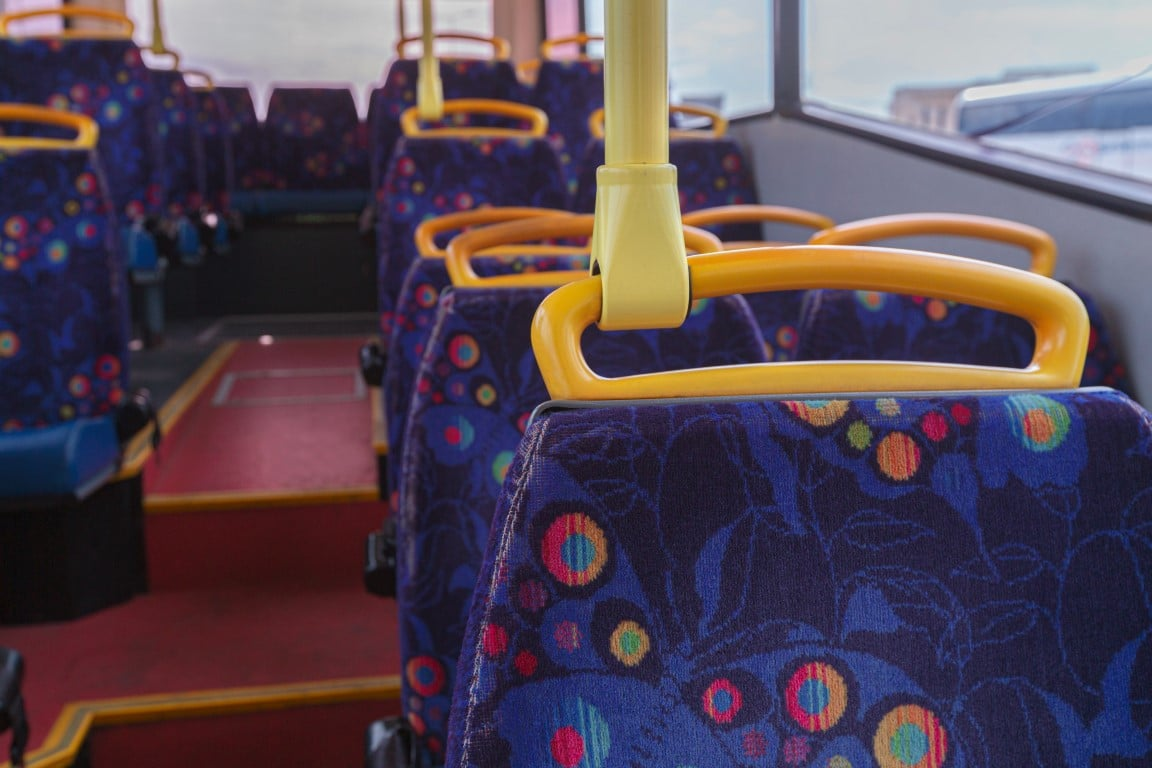 koptaco weelchair accessible bus transport service in malta