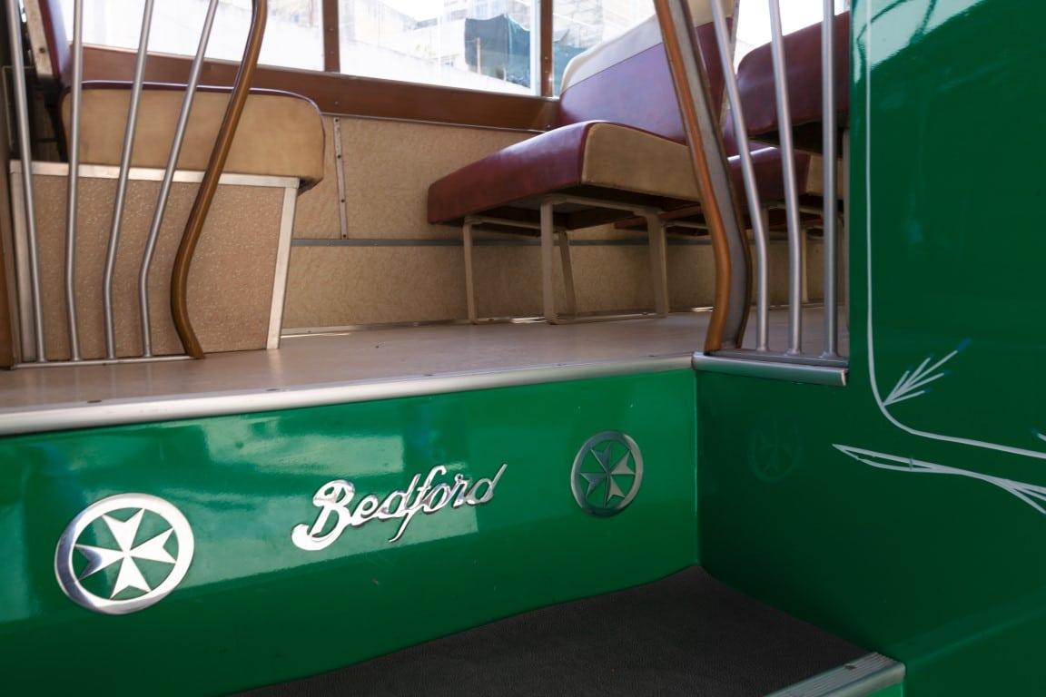 koptaco service hire vintage old bus events wedding