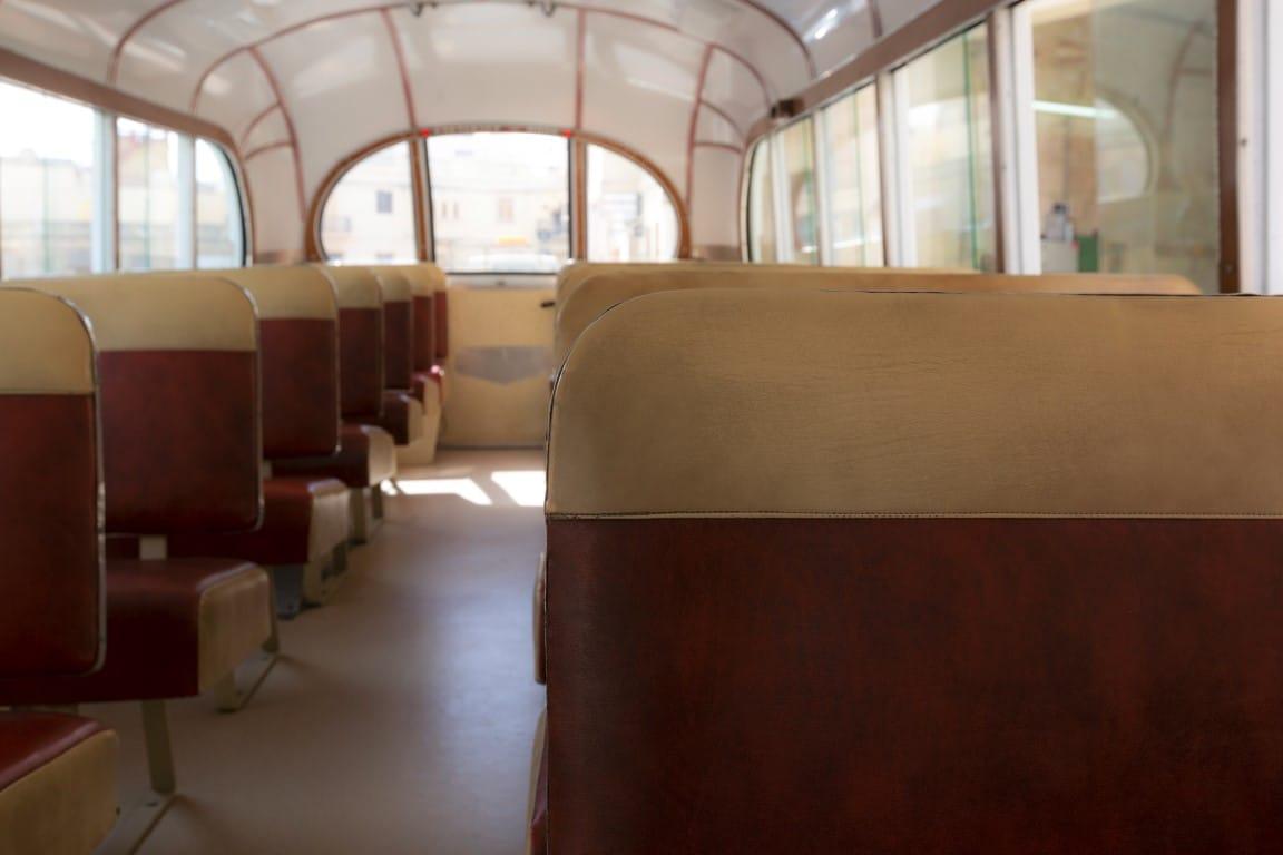 koptaco transport service vintage bus tours