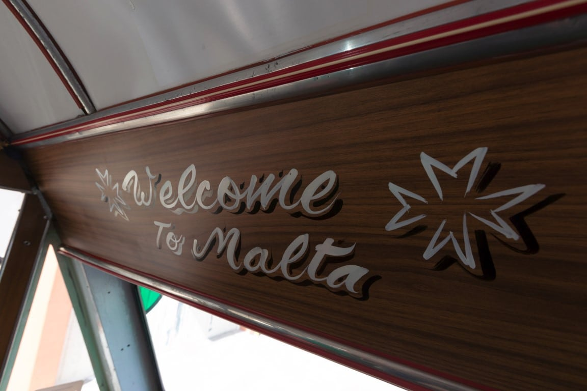 koptaco transportation service classic bus malta tourism