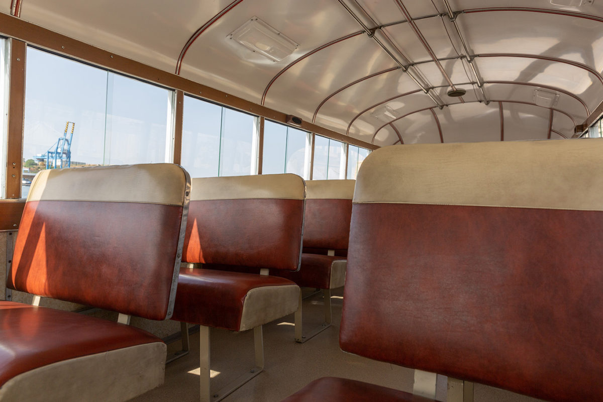 koptaco hire vintage buses services minibus private transport
