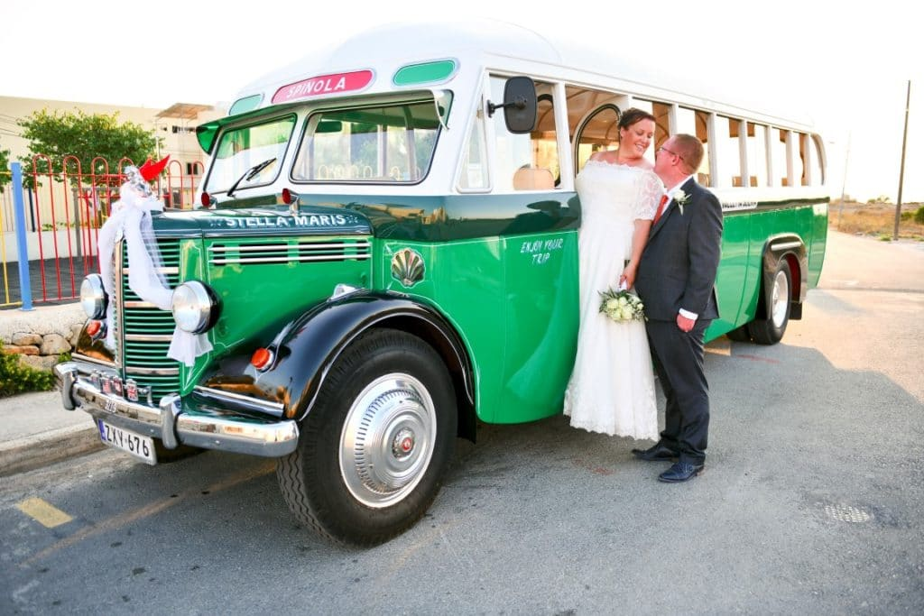 koptaco coaches company hire vintage bus malta tourism events