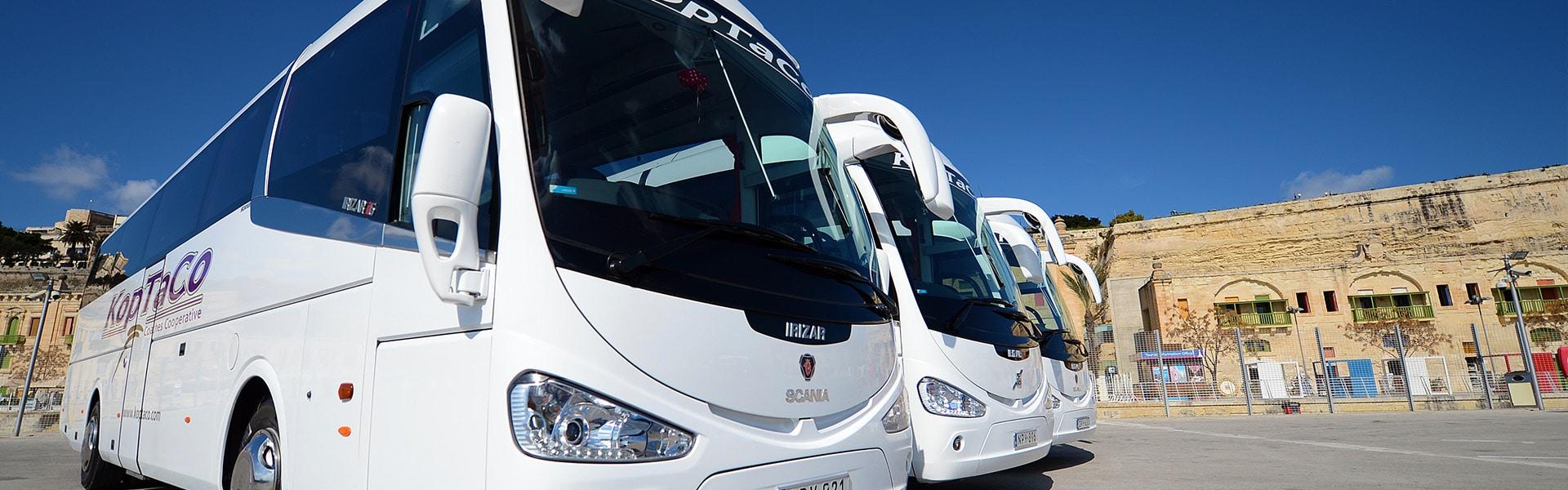 koptaco transport service bus company in malta slide 3