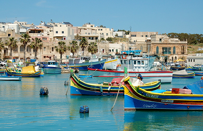 koptaco malta discover marsaxlokk bus rental book
