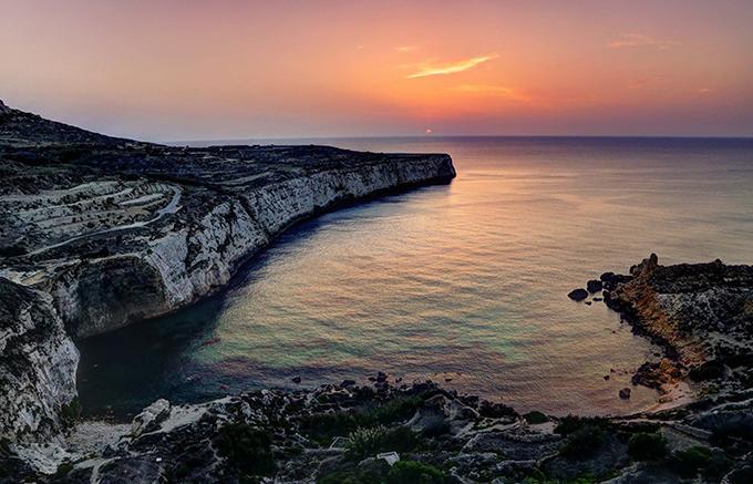 koptaco malta tours valletta sunset cruise boat champagne oisters
