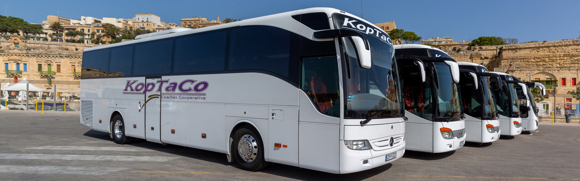 koptaco bus transport service malta slide 1